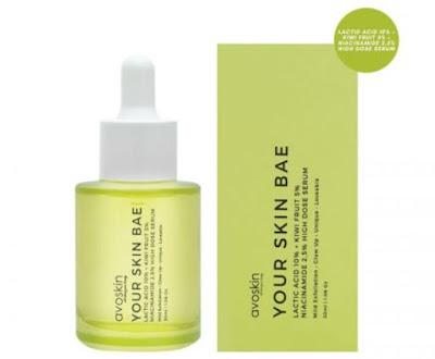 Your Skin Bae Lactic Acid 10% + Kiwi Fruit 5% + Niacinamide 2,5% High Dose Serum