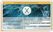 OS X Mavericks Transformation Pack 3.1