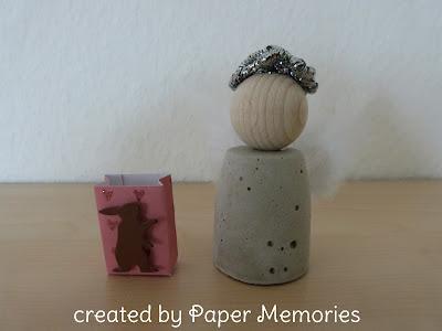 Verpackung Mini Tüte Tütchen