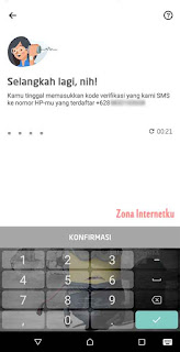 Cara Mendaftar Aplikasi GoJek 2