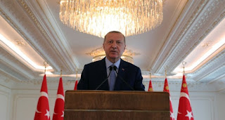 """ما قصة """"وسام الشجاعة اليهودي"""" الممنوح لأردوغان؟"""