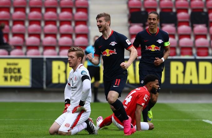 Awoniyi's Mainz suffers heavy defeat in Bundesliga clash