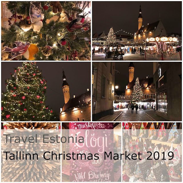 Travel Estonia – Visit the Tallinn Christmas Market