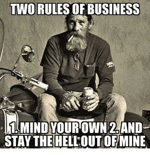 two-rules-of-business
