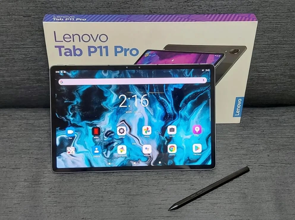 Top Five Features of the Lenovo Tab P11 Pro; Available For Php36,995