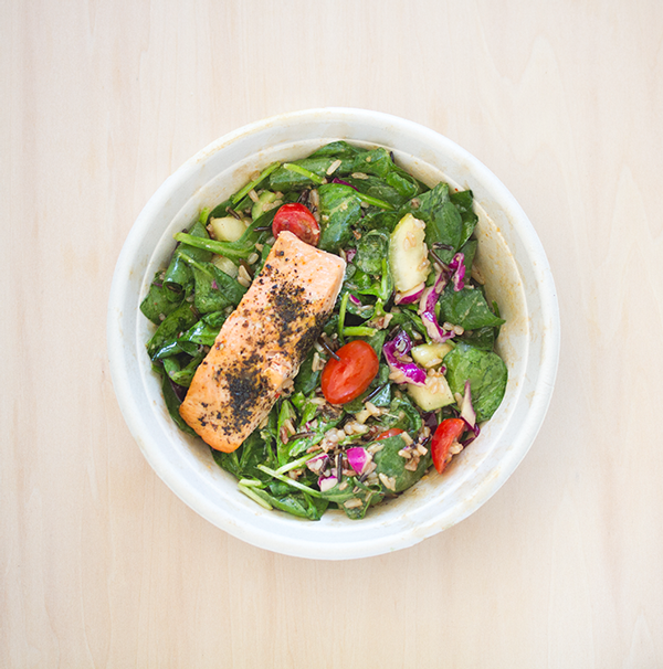 Sweetgreen Bento Bowl, Sweetgreen Salad