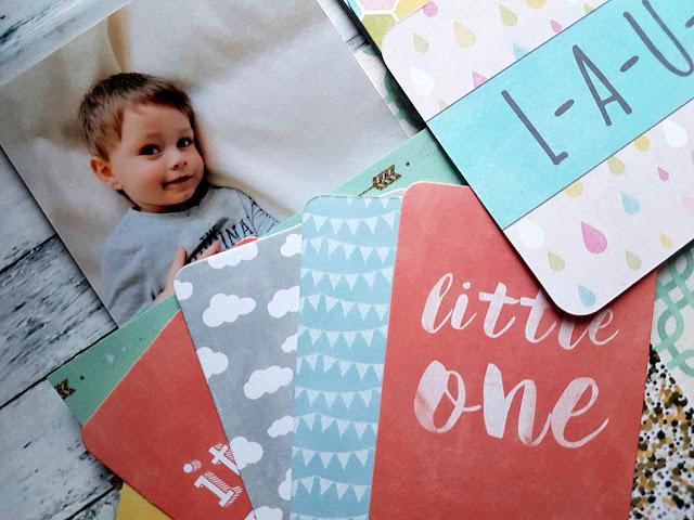 kurs online dziecko w albumie - album dziecka - kronika - project life - pocket scrapbooking - journaling - księga życia