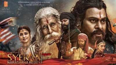Sye Raa Narasimha Reddy 2019 Hindi Dubbed Movie Free Download 480p