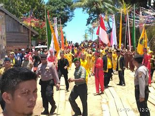1117 - 10 Tahun Usia KTT, PEMDA Adakan Pesta Rakyat dan BUDAYA 2017