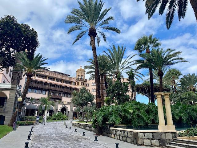 Hotel Santa Catalina next to Parque Doramas, Las Palmas, Gran Canaria, Spain