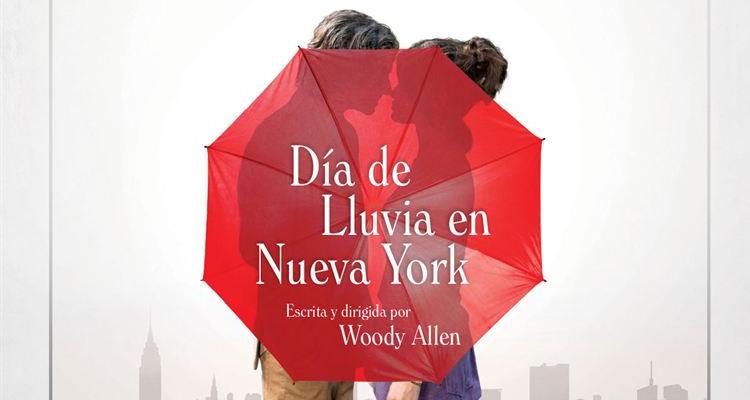 Crítica de 'Dia de lluvia en Nueva York':