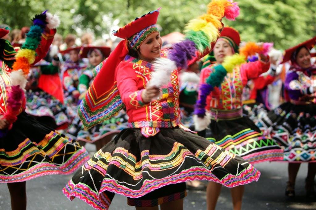Karneval.Der Kulturen