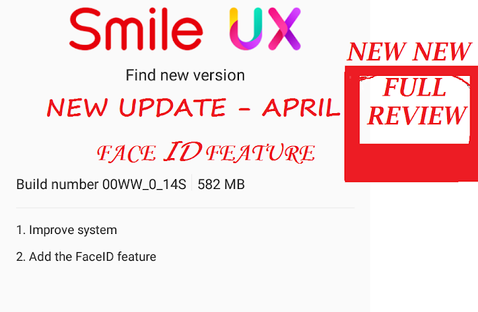 NEW UPDATE OF INFOCUS VISION 3 :- FACE ID  FEATURES -----APRIL