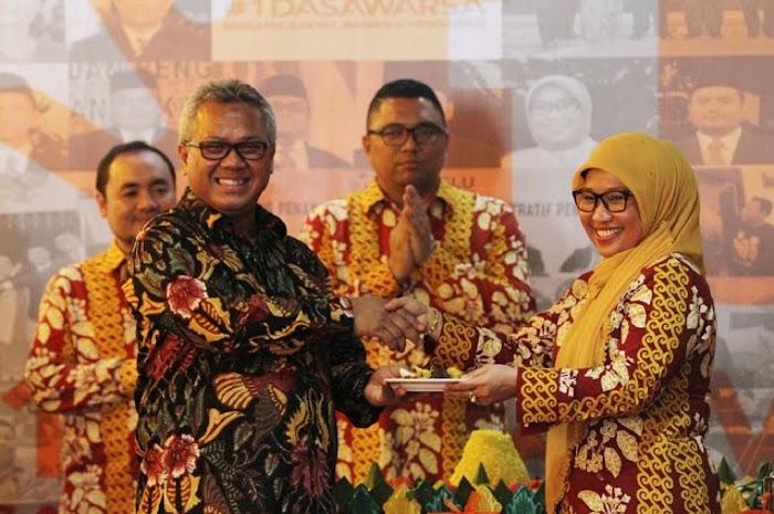 Komisioner Bawaslu Ratna Dewi Pettalolo Terinfeksi Virus Corona