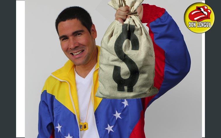 Winston Vallenilla gastó miles de dólares para la graduación de su hijo en la U.E. Instituto Escuela