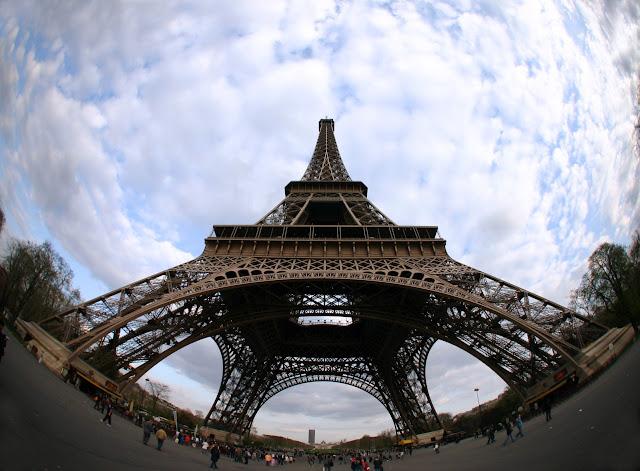 Czy kiedykolwiek zdążę być w Paryżu?