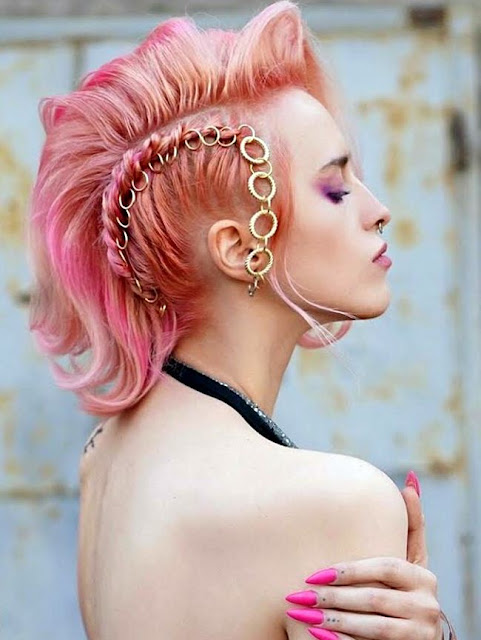 pelo color rosa 2020