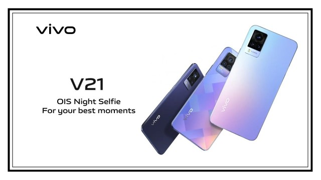 Vivo V21 with Dimensity 800U, 44MP OIS Front Camera Launched in Nepal