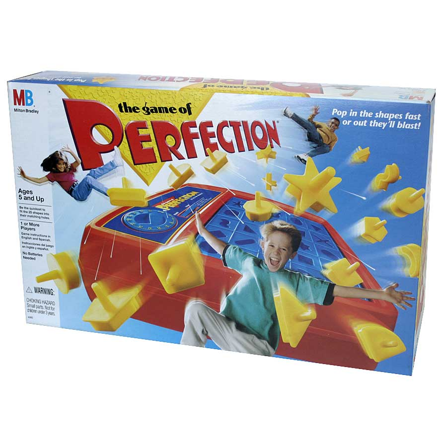 Facts of Existence: Toys of the 90's - Board Games