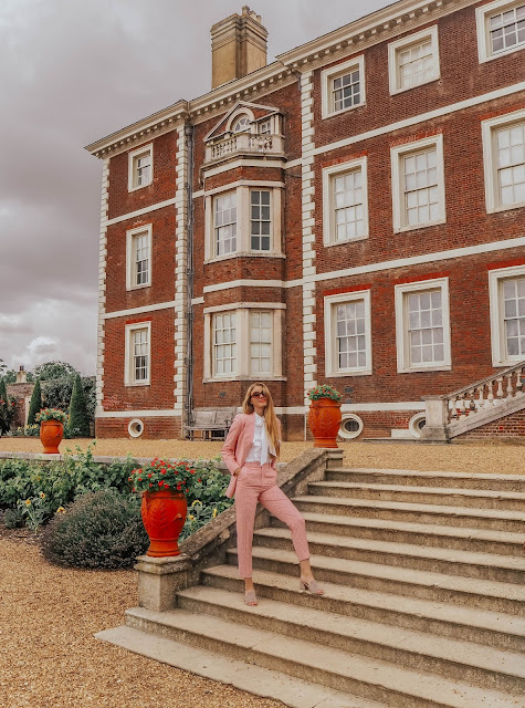Ham House 2019 fashion blog photography