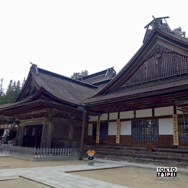 【金剛峯寺】聖地高野山的中心 弘法大師空海1200年前創建