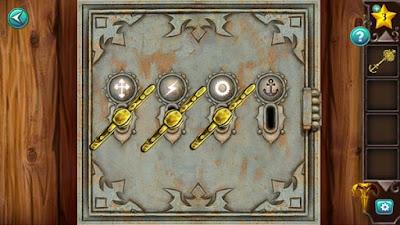 по образцам все ключи ставятся на свои места в замочной скважине