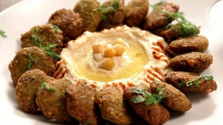 Culinária árabe palestina, falafel