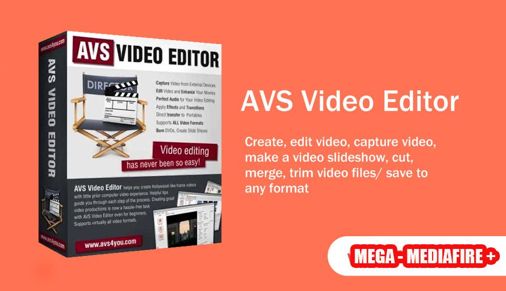 avs video editor video -