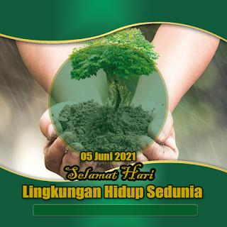 poster selamat hari lingkungan hidup sedunia png hd- kanalmu