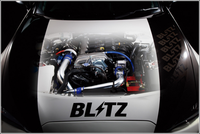 Blitz Racing Project Roadster ND