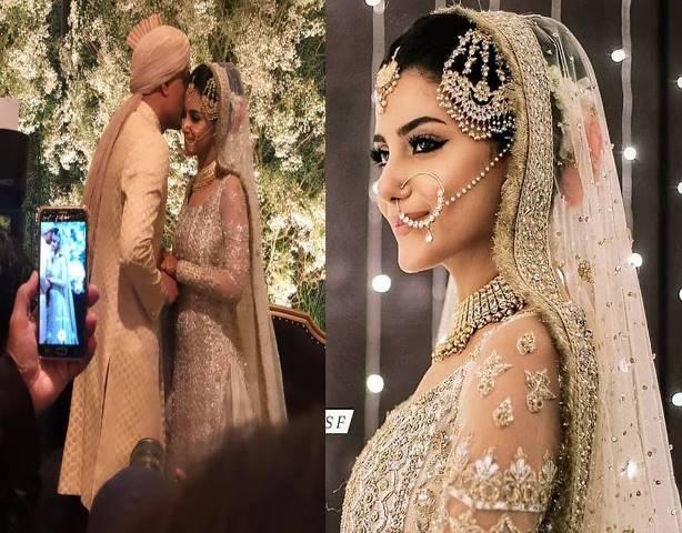 Sohai Ali Abro Married with Cricketer Shahzar Muhammad
