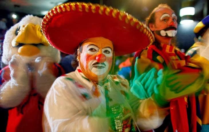 Twilight Language Top Ten Evil Clown Stories Of 2013