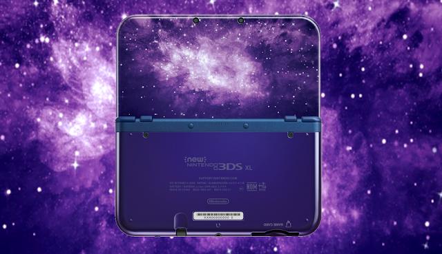 No te pierdas este unboxing de la New 3DS Galaxy Style 1
