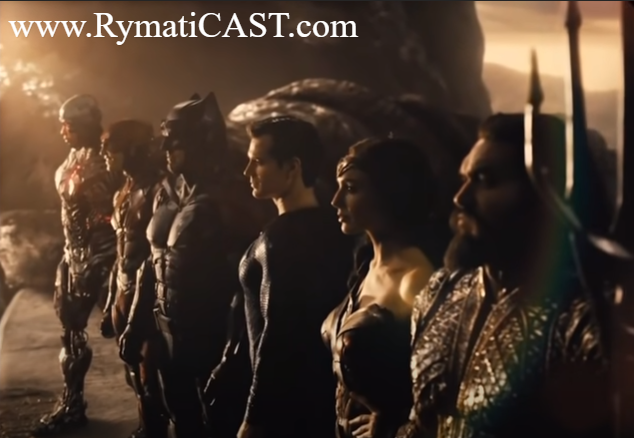 Justice League: The Snyder Cut - Official Trailer (2021) | DC Fandome (RymatiCAST.com)