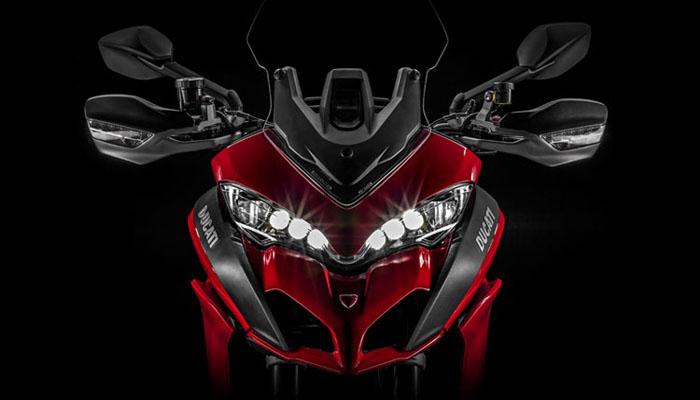 Spesifikasi Ducati Multistrada