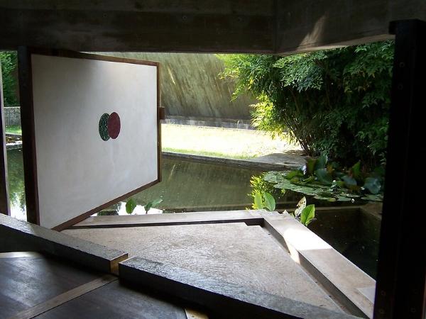 tomba Brion-Carlo Scarpa-acqua-architettura