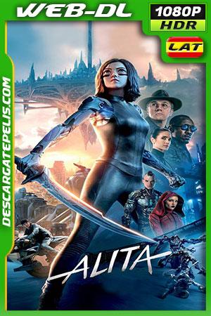 Battle Angel La última guerrera (2019) WEB-DL HDR 1080p Latino – Ingles