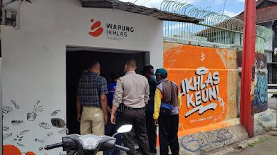 Warung Ikhlas, Membantu Masyarakat Sukabumi di Masa Pandemi