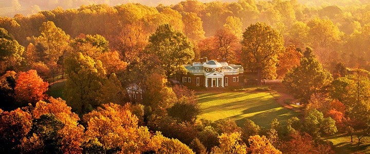Life In Color Monticello Historic Trends For A Modern World