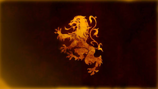 The Regal Lion House Lannister 4k Ultra HD Wallpaper