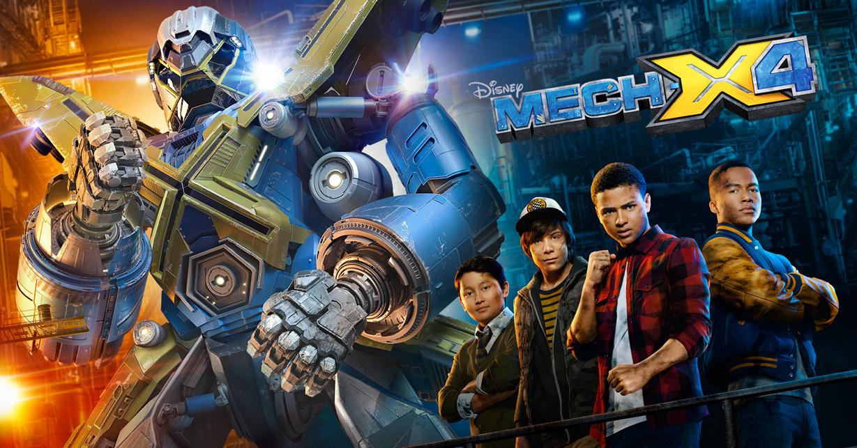 mech-x4 season 1 episode 17
