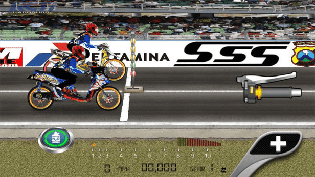 Download Game Drag Bike 201M indonesia Apk Terbaru