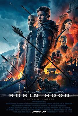 Robin Hood Review. El mojón lastimoso del 2018