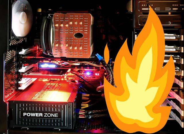 CPU Panas