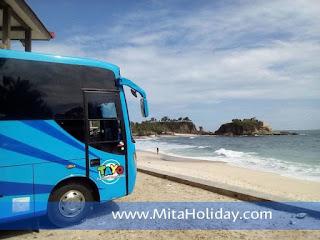 bus pariwisata - Mita Holiday