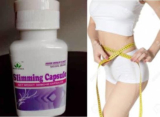 Khasiat Slimming Capsule Green World Slimming Capsule