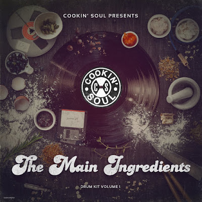 Download Cookin Soul - The Main Ingredients vol. 1