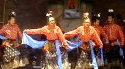 Tari Ronggeng Bugis Tarian Tradisional Cirebon Jawa Barat
