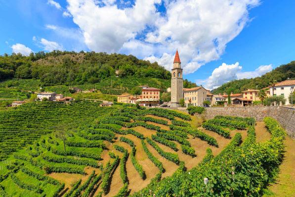 Blog Apaixonados por Viagens - Itália - Colinas de Prosecco
