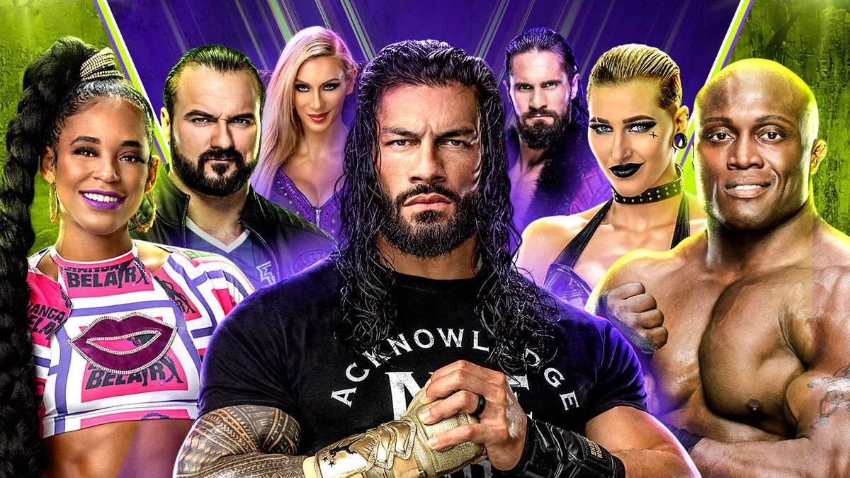 Possíveis lutas do WWE Extreme Rules 2021